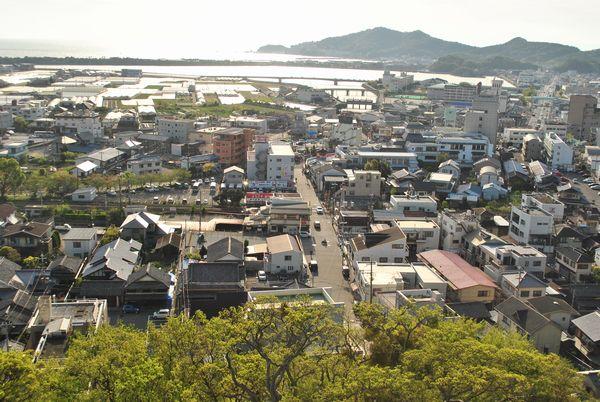 紀三井寺 和歌浦湾