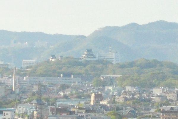紀三井寺 和歌山城