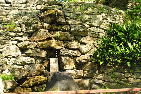 紀三井寺 清浄水