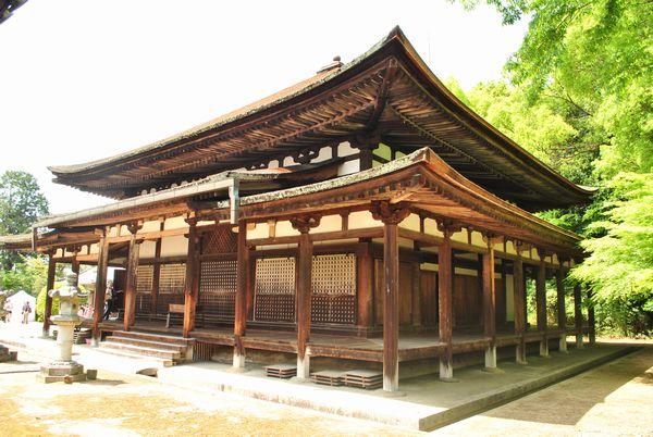 法界寺 阿弥陀堂