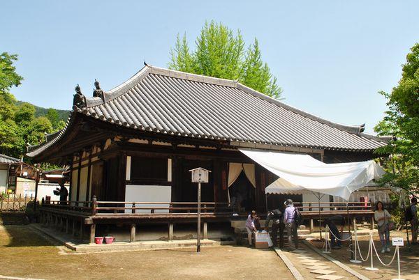 法界寺 薬師堂
