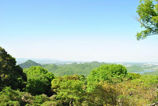 花山院 景色