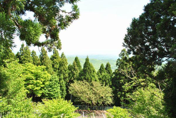 播州清水寺 景色