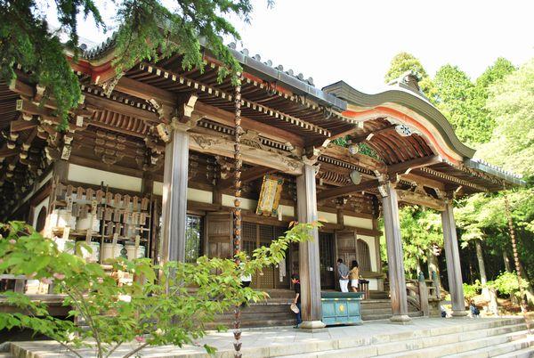 播州清水寺 根本中堂