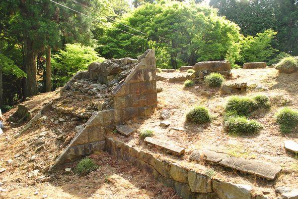 播州清水寺 多宝塔跡