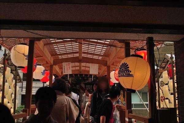 菊水鉾 2階