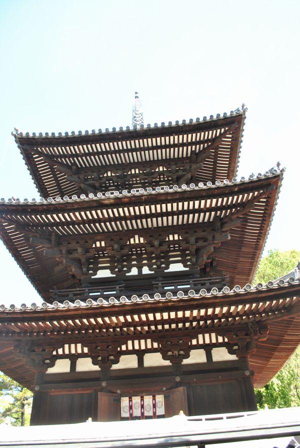 興福寺 三重塔