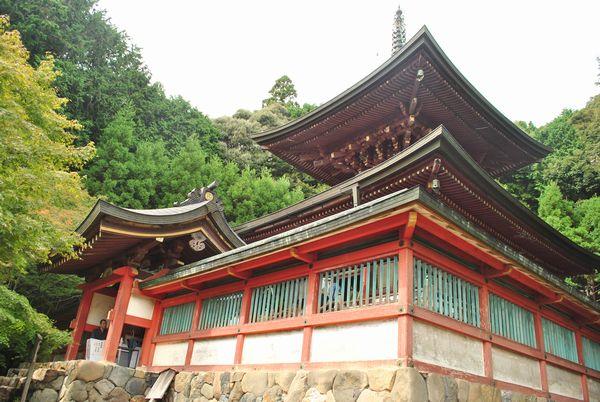 神護寺 多宝塔