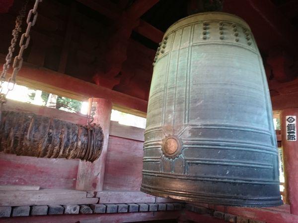 長命寺 梵鐘
