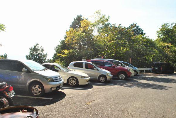 観音正寺 山上駐車場