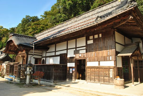 観音正寺 書院