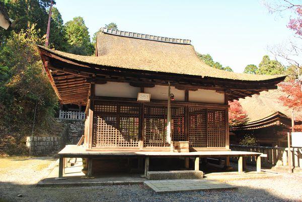 長寿寺 白山神社