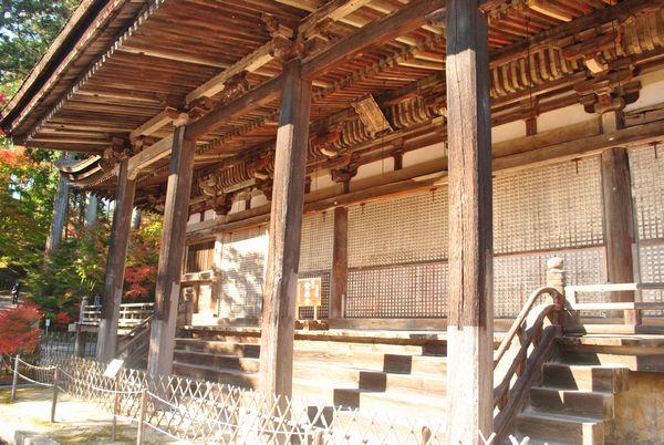 常楽寺 本堂