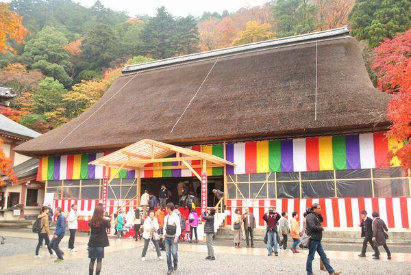 永源寺 本堂