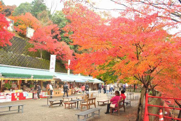 永源寺 門前広場