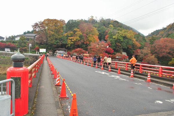 永源寺 旦度橋