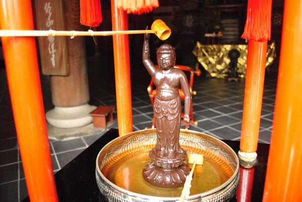 南禅寺 誕生仏
