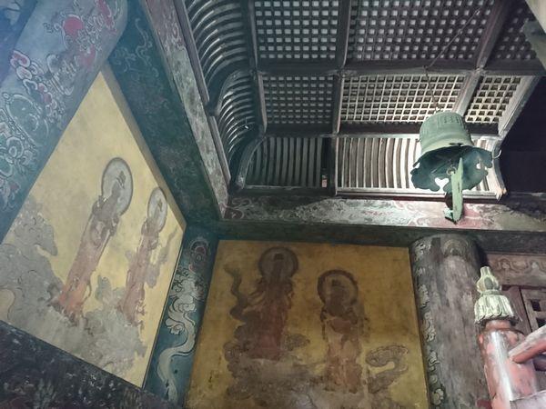 八坂の塔 壁画