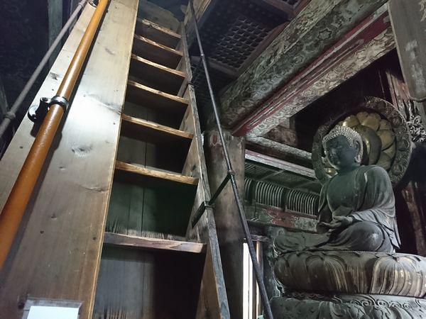 八坂の塔 階段