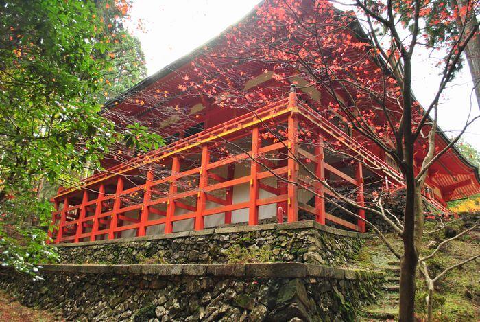 比叡山延暦寺 横川中堂