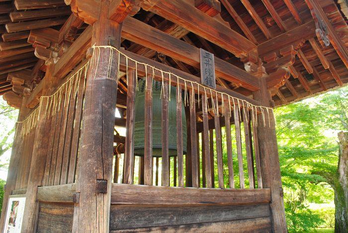 三井寺 鐘