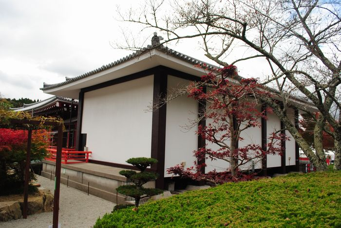 櫟野寺 収蔵庫
