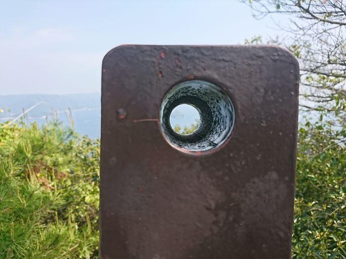 獅子岩展望台 眺め