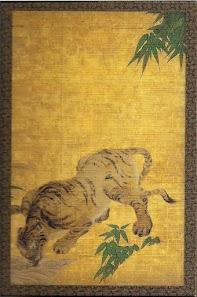 南禅寺 群虎図