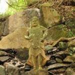当尾の石仏巡り 浄瑠璃寺 奥の院