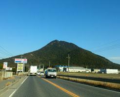 近江富士 三上山