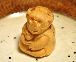 鶴屋益光 比叡のお猿さん