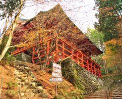 比叡山延暦寺(横川)