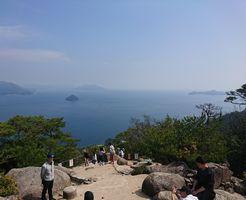 宮島 弥山